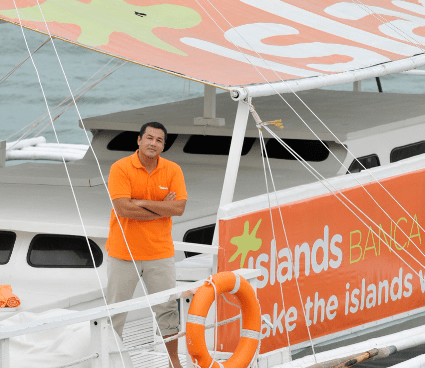 Q&A with Jay Aldeguer, President of Islands Souvenirs Group on Branding