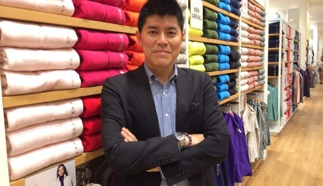 Q&A with Uniqlo Philippines COO Katsumi Kubota on International Brand and Business Development