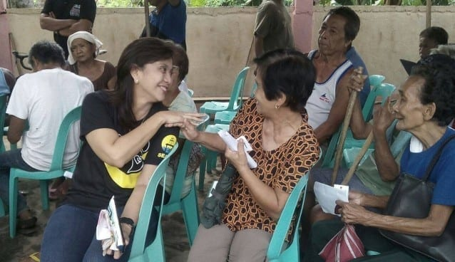Q&A with Congresswoman Leni Robredo on Championing the Small Businesses