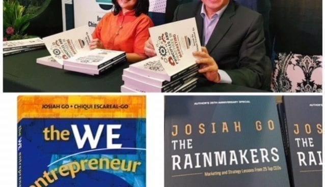 25 Years as a Marketing Author by Josiah Go