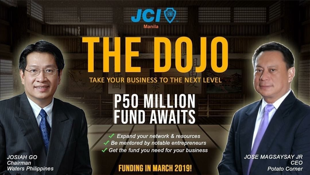 JCI Manila's DOJO Project: The Jeremiah Fund by Josiah Go